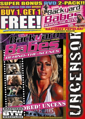 Backyard Babes v. 1 & 2 Super Bonus 2 Pack