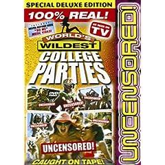 World's Wildest College Parties 1