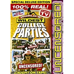 World's Wildest College Parties 1