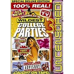 World's Wildest College Parties 3