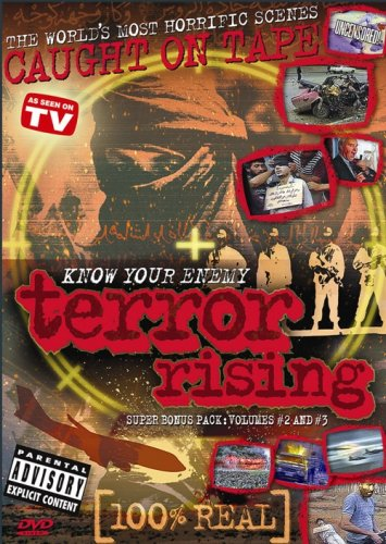 Terror Rising: Double Threat 2 Pack - Vols. 2 & 3