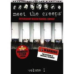 Meet the Creeps: Outrageous Hidden Camera Comedy