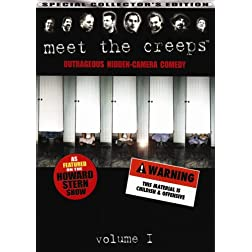 Meet the Creeps: Outrageous Hidden Camera Comedy