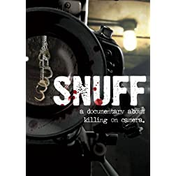 Snuff, a documentary about killing on film