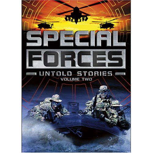 Special Forces: Untold Stories, Vol. 2