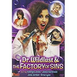 Doctor Wildlust and the Factory of Sins