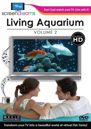 Screen Dreams:Living Aquarium Vol 2