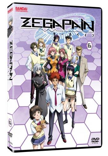 Zegapain Vol 6