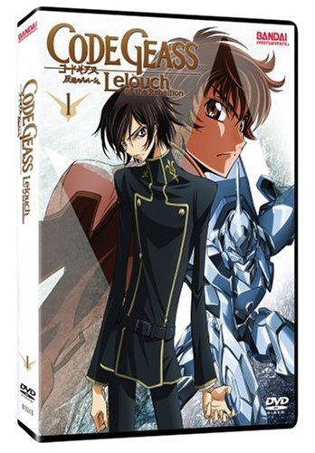 Code Geass Leouch of the Rebellion Vol 1