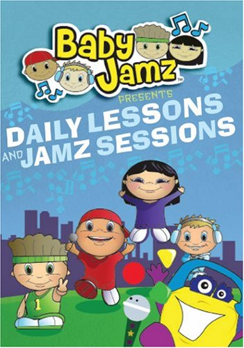 Baby Jamz: Daily Lessons and Jam Sessions