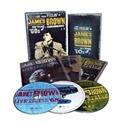 I Got the Feelin': James Brown in the 60's