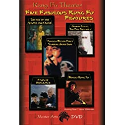 Five Fabulous Kung Fu Feature #2