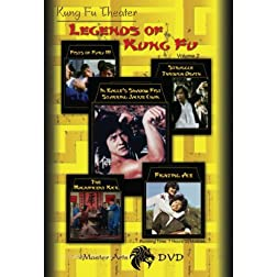 The Legends of Kung Fu Fighting #2
