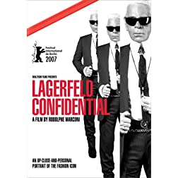 Lagerfeld Confidential