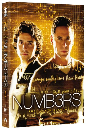 NUMB3RS - The Complete Fourth Season