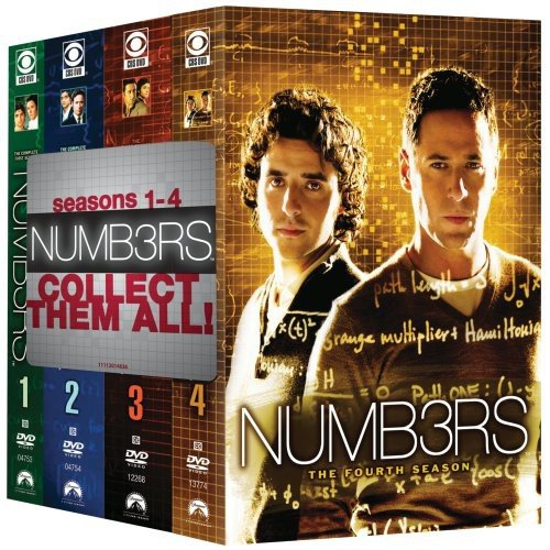 Numbers - Seasons 1-4