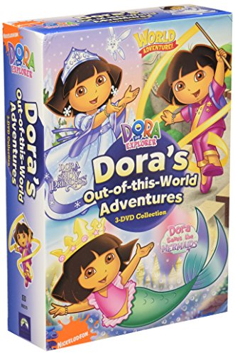 Dora the Explorer: Dora's Out-Of-This-World Adventures