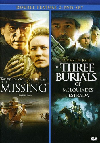 The Missing & The Three Burials of Melquiades Estrada