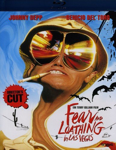 Fear & Loathing in Las Vegas (Director's Cut) [Blu-ray]