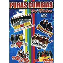 Puras Cumbias en Video
