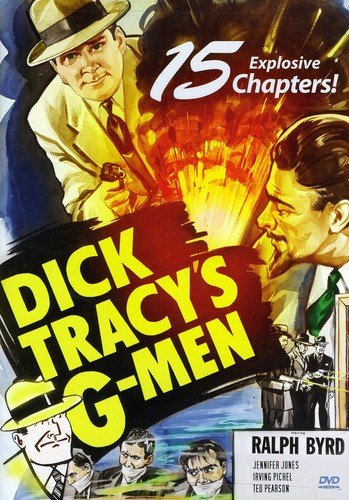 Dick Tracy's G-Men (2pc) (Full B&W Dol)