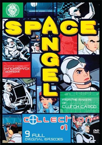 Space Angel Collection 1 (Full Col Dol)
