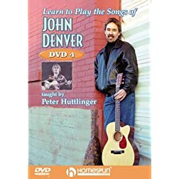 Learn to Play the Songs of John Denver #4