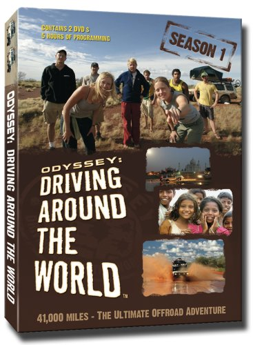 ODYSSEY: Driving Around the World - (Season 1)