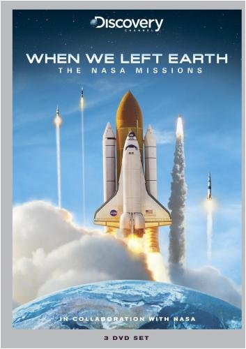 When We Left Earth: The NASA Missions (3 DVD Set)