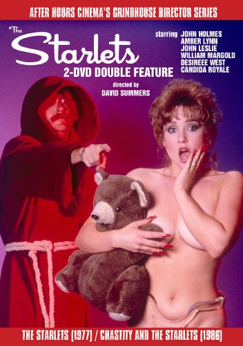 The Starlets / Chastity and The Starlets: Grindhouse Director Series Edition