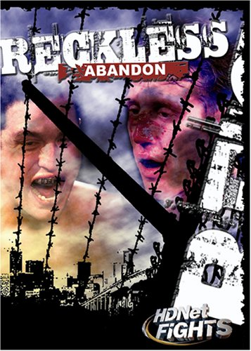 HDNet Fights: Reckless Abandon 3 DVD set (WMVHD)