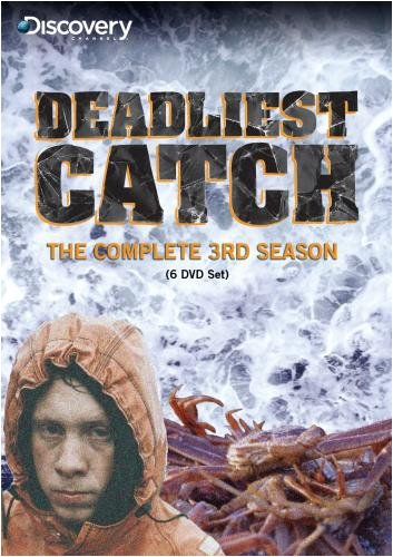 Deadliest Catch The Complete 3rd Season (6 DVD Set)