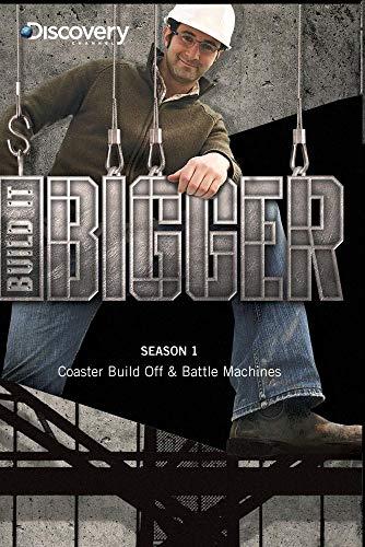 Build it Bigger Season 1 - Coaster Build Off & Battle Machines