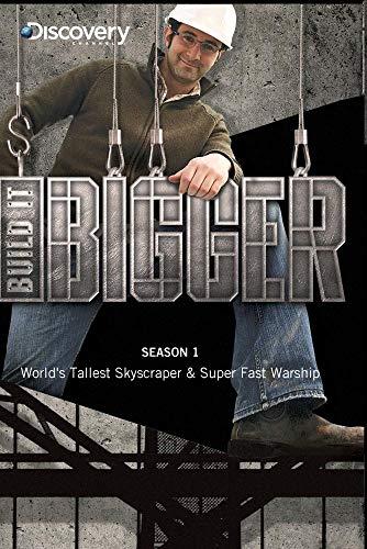 Build it Bigger Season 1 - World's Tallest Skyscraper & Super Fast Warship