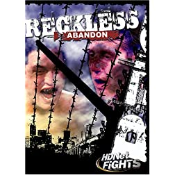 HDNet Fights: Reckless Abandon 2 DVD set