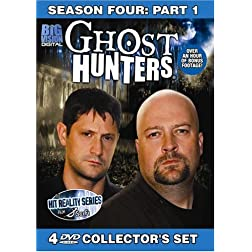 Ghost Hunters: Season 4 - Part 1 (3pc)