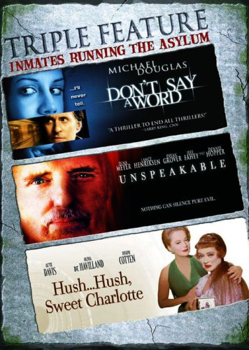 Inmates Running Asylum Triple Feature
