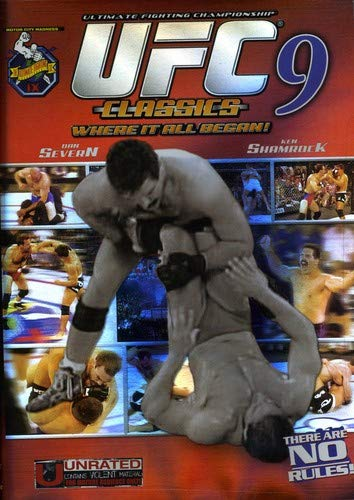 Ultimate Fighting Championship Classics, Vol. 9: Motor City Madness