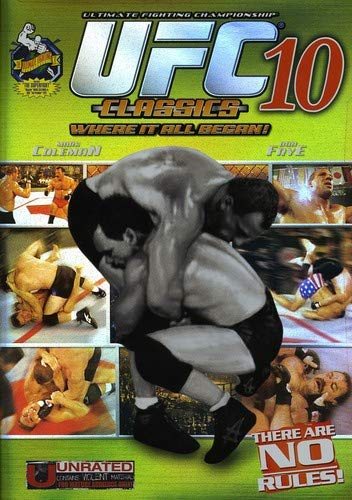 Ultimate Fighting Championship Classics, Vol. 10: The Tournament