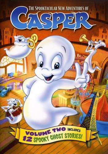 The Spooktacular New Adventures of Casper - Volume Two
