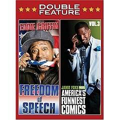 Freedom of Speech/Jamie Foxx, Vol. 3