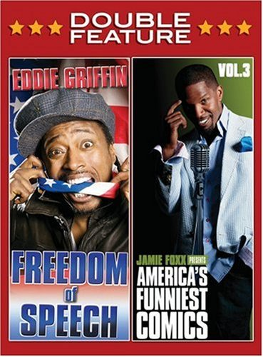 Freedom of Speech/Jamie Foxx, Vol. 3