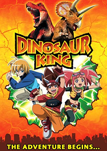 Dinosaur King: The Adventure Begins