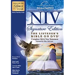 New International Version: Listener's Bible