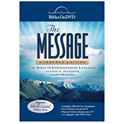 Message: Numbered Edition Bible on DVD