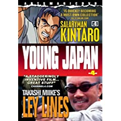 Young Japan 4 Two-Fer
