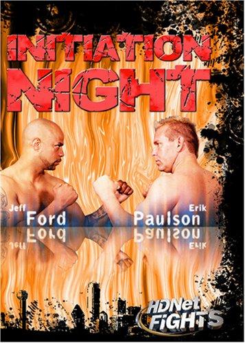 HDNet Fights: Initiation Night  3 DVD set (WMVHD)