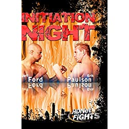 HDNet Fights: Initiation Night 2 DVD set