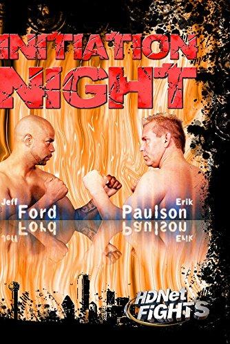 HDNet Fights: Initiation Night 2 DVD set