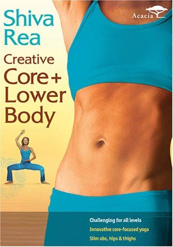 Shiva Rea: Creative Core & Lower Body